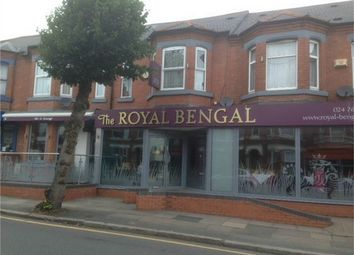 Thumbnail 1 bed flat to rent in 170 Albany Road, Earlsdon, Coventry, West Midlands