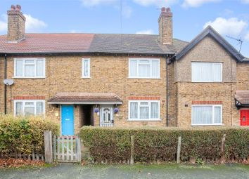 Thumbnail 2 bed terraced house for sale in Alnwick Road, London