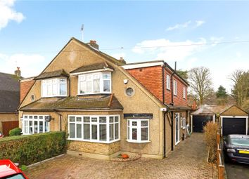 Thumbnail 4 bed semi-detached house for sale in Annes Walk, Caterham, Surrey