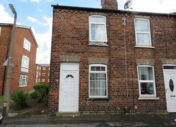Thumbnail 2 bed end terrace house for sale in Carlton Street, Lincoln