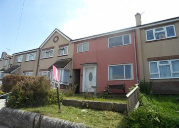 Thumbnail 3 bedroom terraced house to rent in East Weare Road, Portland, Dorset