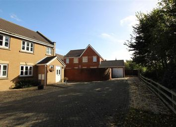 Thumbnail 3 bed semi-detached house for sale in Hinckley Close, St. Georges, Weston-Super-Mare