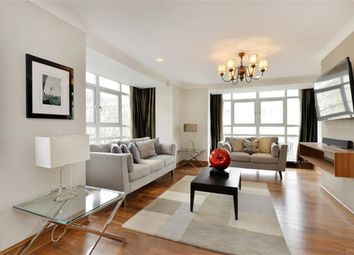 Thumbnail 3 bed flat to rent in Barrie House, Lancaster Gate, Hyde Park, London