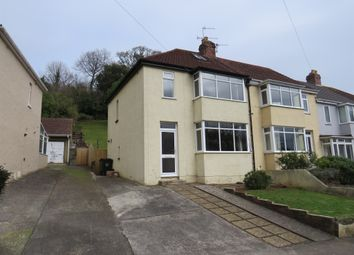 Thumbnail 4 bed end terrace house for sale in Sherwell Valley Road, Torquay