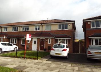 Thumbnail 3 bed end terrace house for sale in Albert Road, Whitefield, Manchester, Greater Manchester