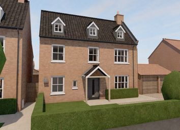 Thumbnail 4 bed detached house for sale in Walsingham Road, Binham, Fakenham