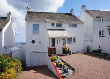 Thumbnail 4 bed detached house for sale in Meadway, Looe