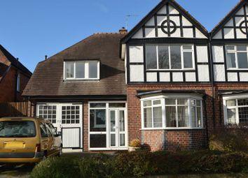 Thumbnail 4 bed semi-detached house to rent in 23 Brandwood Road, Kings Heath, Birmingham