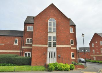 Thumbnail 2 bed flat for sale in Anglesey Road, Branston, Burton-On-Trent