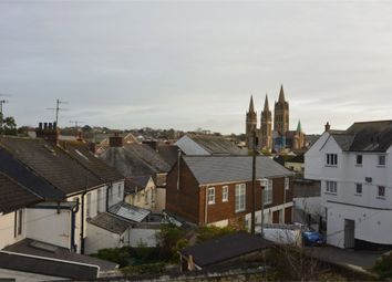 Thumbnail 2 bedroom flat to rent in City Road, Truro