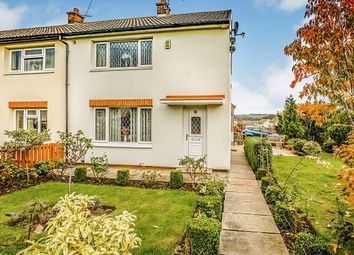 Thumbnail 2 bed end terrace house for sale in Eton Avenue, Dalton, Huddersfield, West Yorkshire