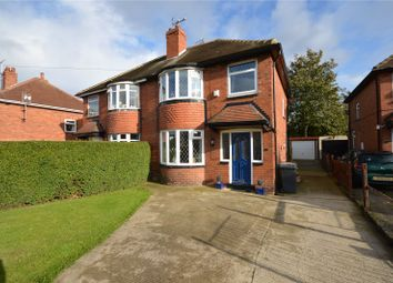 Thumbnail 3 bed semi-detached house for sale in Orion View, Leeds, West Yorkshire