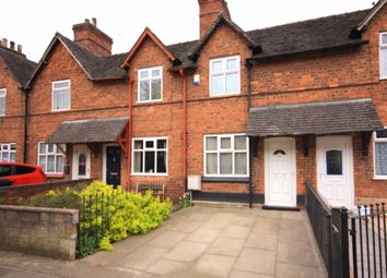 Thumbnail 2 bed terraced house for sale in Millstone Lane, Nantwich