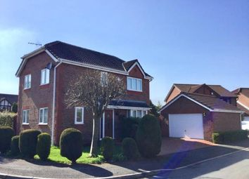 Thumbnail 3 bed detached house for sale in Heatherway, Fulwood, Preston