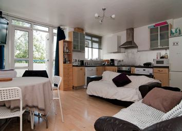 Thumbnail 4 bed flat to rent in Star Road, London