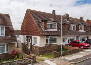 Thumbnail 3 bedroom end terrace house for sale in Truleigh Drive, Portslade, Brighton, East Sussex