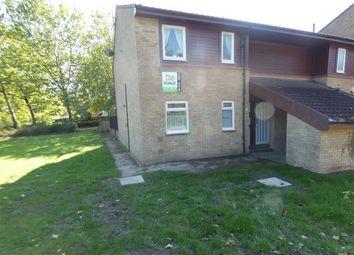 Thumbnail 1 bedroom maisonette for sale in Lessingham, Orton Brimbles, Peterborough, Cambridgeshire