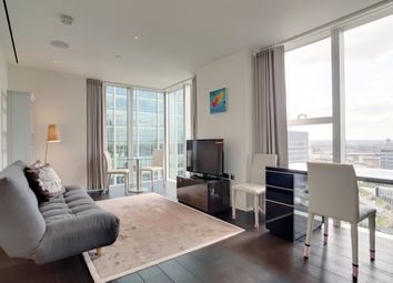 Thumbnail 1 bed flat for sale in Moor Lane, London