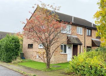 Thumbnail 1 bed terraced house for sale in Downland, Two Mile Ash, Milton Keynes
