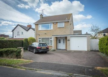 Thumbnail 3 bed detached house for sale in Collum Gardens, Scunthorpe