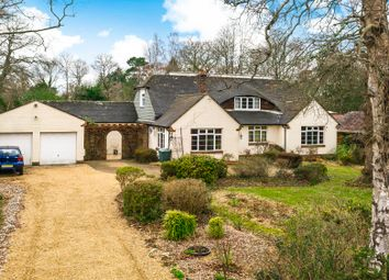 Thumbnail 5 bed detached bungalow for sale in Hook Crescent, Ampfield, Romsey