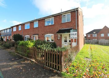 Thumbnail 3 bedroom end terrace house for sale in Girling Road, Dereham