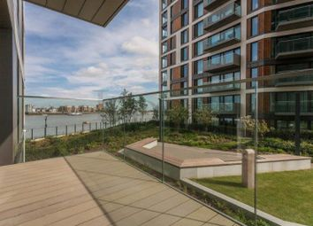 Thumbnail 3 bed flat to rent in Deveraux House, Duke Of Wellington Avenue, Royal Arsenal