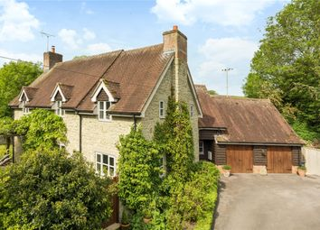 Thumbnail 4 bed detached house for sale in Church Street, Bowerchalke, Salisbury, Wiltshire