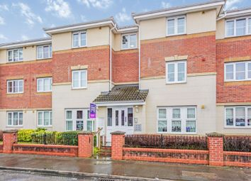 Thumbnail 2 bed flat for sale in Brookside, Wednesbury