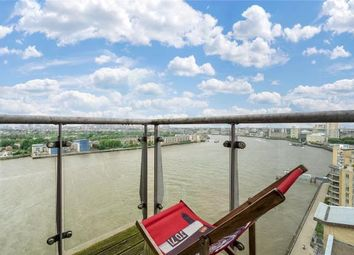 Thumbnail 2 bed flat for sale in Seacon Tower, Hutchings Street, Docklands