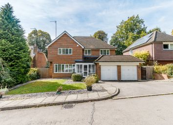 Thumbnail 4 bed detached house for sale in Haywood Park, Chorleywood, Rickmansworth