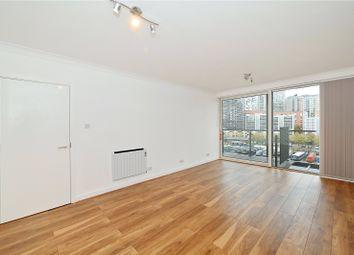 Boardwalk Place, London E14. 2 bed flat