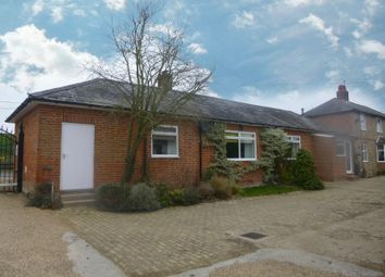 Thumbnail 2 bed bungalow to rent in Church Lane, Barham, Ipswich