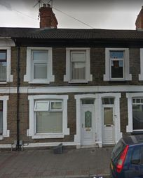 Thumbnail 2 bedroom terraced house for sale in Cyfarthfa Street, Cardiff, South Glamorgan