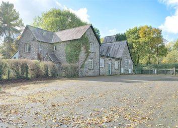 Thumbnail 5 bed detached house for sale in Old Cilycwm School, Cilycwm, Llandovery, Carmarthenshire