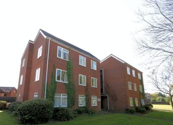 Thumbnail 2 bed flat for sale in Savernake Close, Gosport