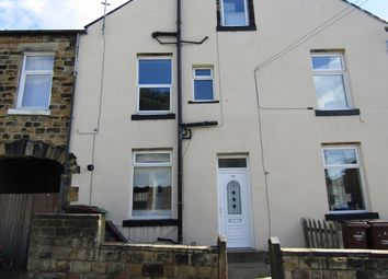Thumbnail 1 bed terraced house to rent in Ryecroft Street, Ossett, Wakefield