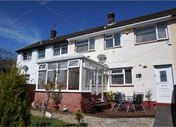 Thumbnail 2 bed terraced house for sale in Wellfield Court, Pontypridd