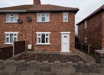 Thumbnail 3 bed semi-detached house for sale in Grange Road, Moorends, Doncaster