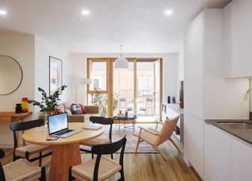 Thumbnail 1 bed flat for sale in Ironworks, David Street, Holbeck Urban Village, Leeds
