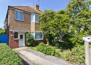 3 bed semi-detached house for sale in Westfield Road, Margate CT9