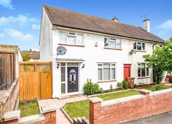 Thumbnail 3 bed semi-detached house for sale in Barnhurst Path, Watford