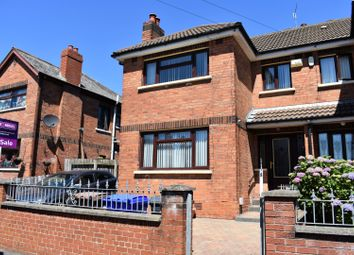 Thumbnail 3 bed semi-detached house for sale in Cliftondene Gardens, Belfast