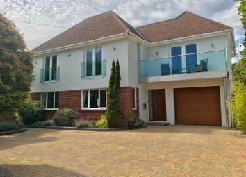 Thumbnail 4 bed detached house for sale in Brownsea View Avenue, Poole