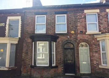 Thumbnail 2 bed terraced house for sale in Treborth Street, Toxteth, Liverpool