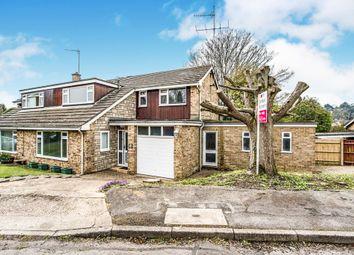 Thumbnail 3 bedroom semi-detached house for sale in Parkhill Road, Hemel Hempstead