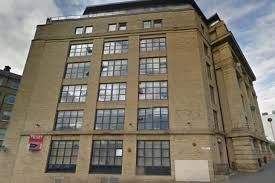 Thumbnail 1 bed flat for sale in The John Green Building, 27A Bolton Road, Bradford