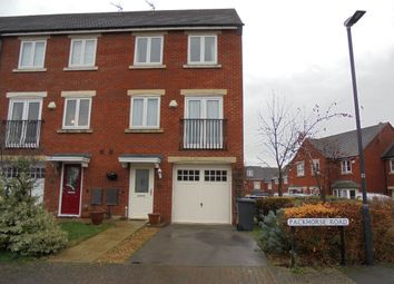 Thumbnail 3 bed end terrace house to rent in Packhorse Road, Stratford-Upon-Avon