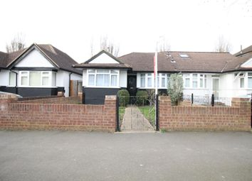 Thumbnail 2 bed semi-detached bungalow to rent in The Fairway, Ruislip