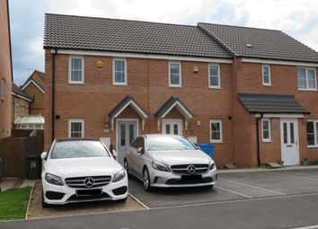 Thumbnail 2 bedroom semi-detached house for sale in Mirabelle Way, Harworth, Doncaster